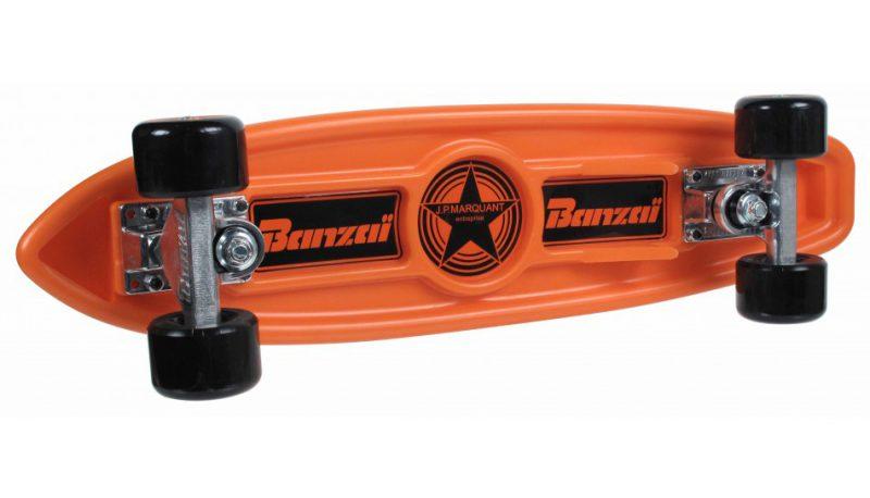 …du skate Banzaï